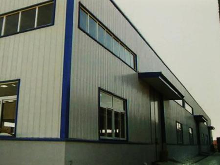 岩棉夹芯板工程案例