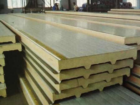 聚氨酯(PU、PIR)彩钢夹芯板