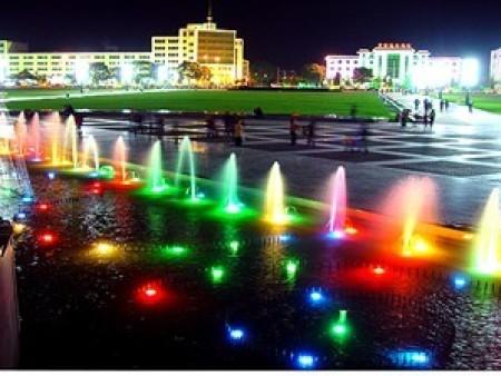 智慧LED灯 智慧城市建设一大重要显示终端
