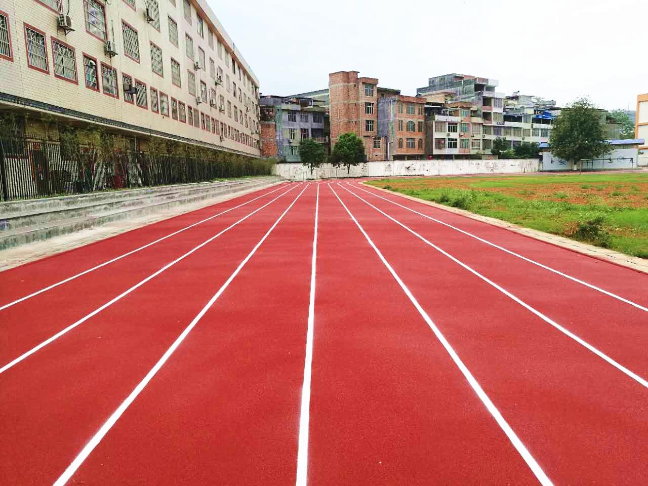 广西塑胶跑道排水系统设计规范