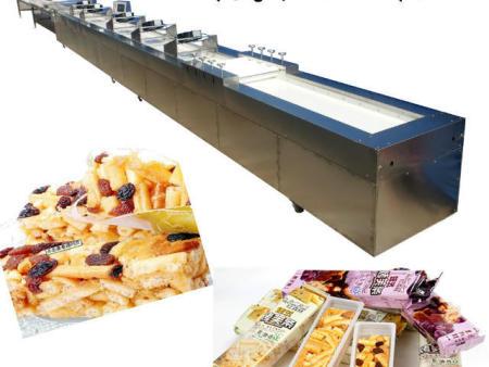 米花糖成型切块机/米通麦通切块机上海阿兵米花糖切块机厂家