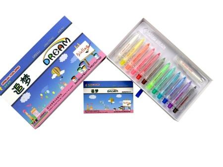 水溶性粉笔与普通粉笔的区别?