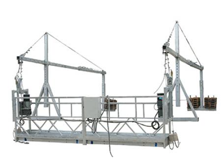 電動吊籃使用過程和維修注意