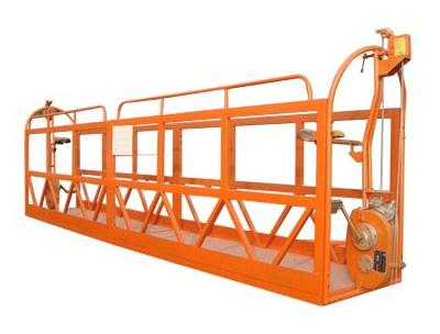 電動吊籃使用長久的應用方法