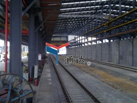 官方粮油脂(得州)股份公司火车装车线