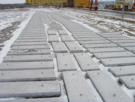 水泥地沟盖板