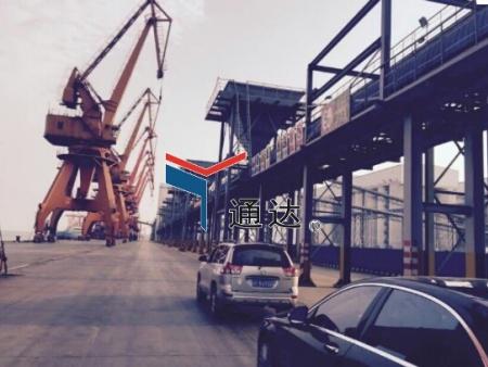 丹东港项目