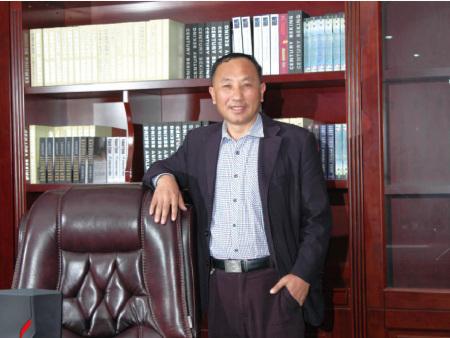 胡岗山——常务副会长