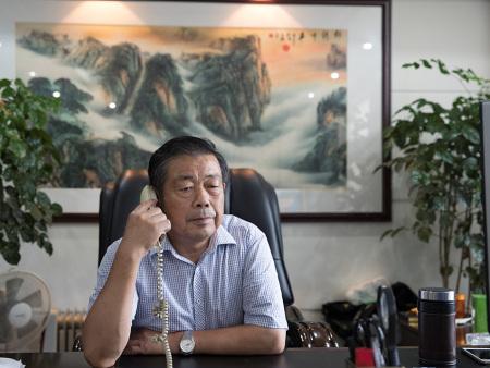 吴建华——创会会长