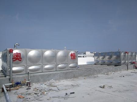"""承接""""厦门鸿基伟业复材料科技有限公司不锈钢水箱安装工程"""""""