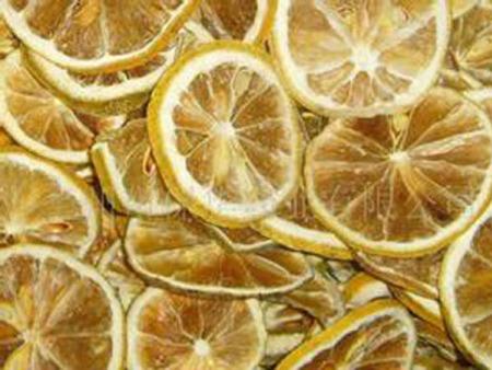 柠檬片加工