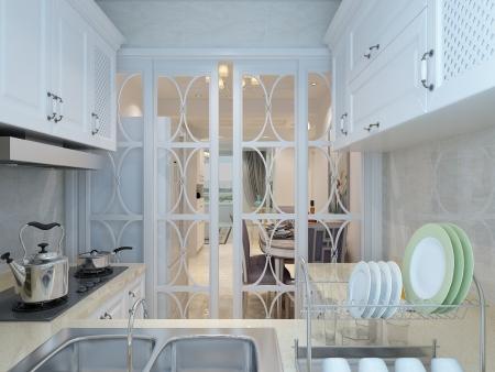 铁岭家装:家装房间内部的客厅容量和卧室容量哪个要紧?