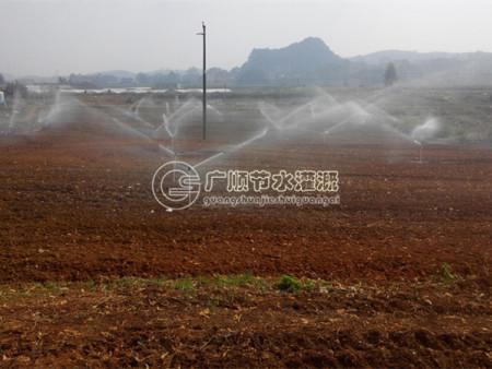 广西南宁中远距离喷灌材料设备