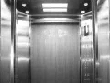 简易电梯钢结构井道
