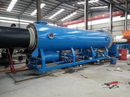 聚乙烯夹克管生产