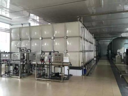 临朐县三栋机电设备有限公司玻璃钢水箱的好处