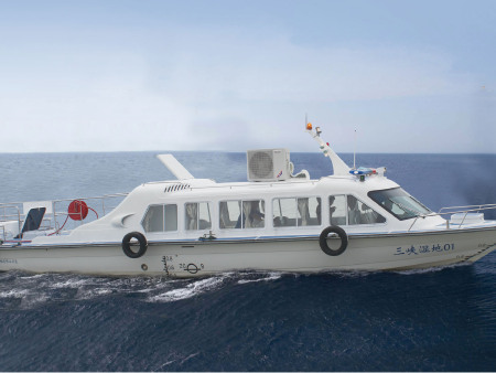 SHG1350C商务艇