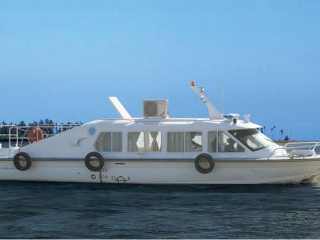 SHG1200商务艇