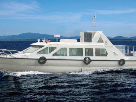 SHG1300商务艇