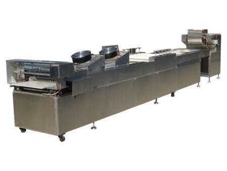 沙琪瑪生產線/沙琪瑪設備/牛軋沙琪瑪生產線