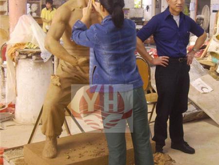 258商务卫士案例 广州市海珠区艺海雕塑工艺厂