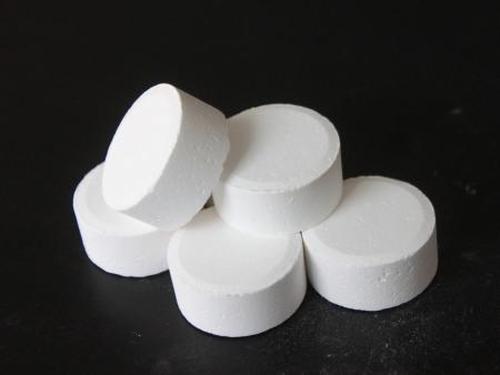 三氯异氰尿酸消毒剂的发展历史