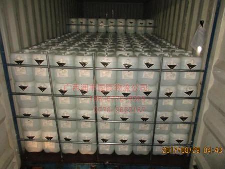 磷酸出口提前報關案例