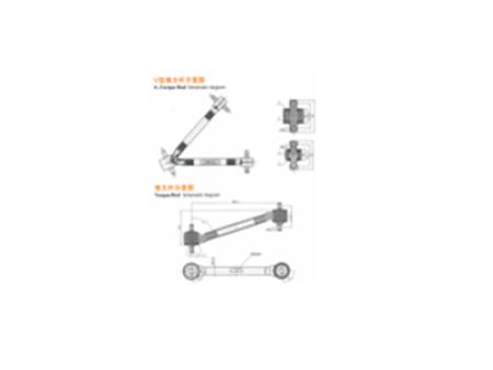 V型推力桿的作用是什么?