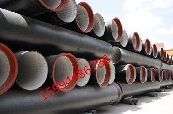 广西铸铁给水管厂家推荐球墨铸铁管