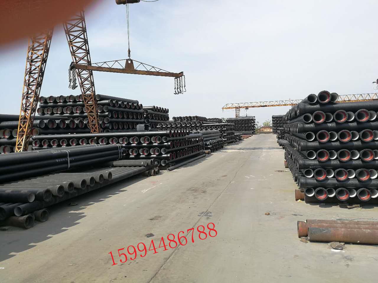 铸铁排水管性能参数