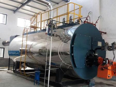 cwns常壓燃油(氣)熱水鍋爐