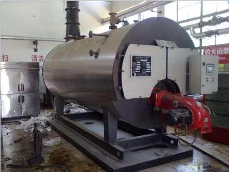 YY(Q)W燃油、气有机热载体炉