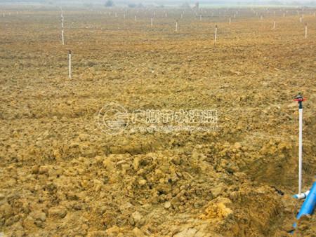 农业喷灌设计安装图