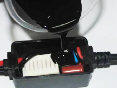 立凡导热硅胶材料应用-变压器