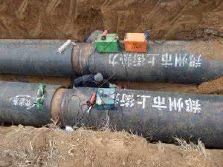 热力公司聚氨酯保温管施工
