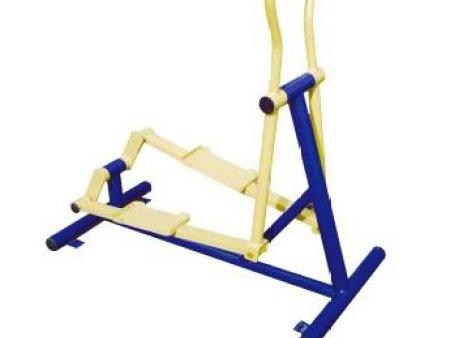 健身路径登山车,健身路径健身器材登山车