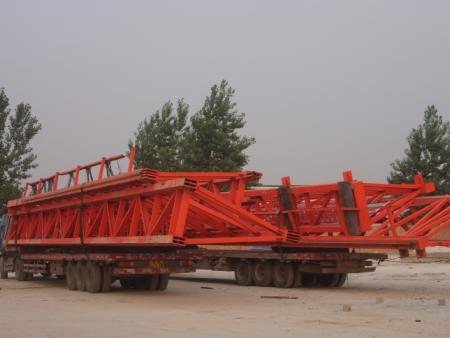 架桥钢构运输