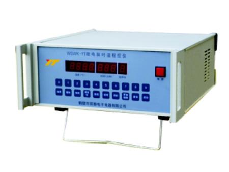 WSWK-YT型微电脑时温程控仪