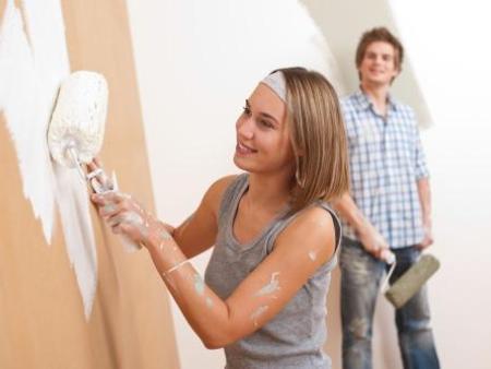室内装修油漆工序注意事项