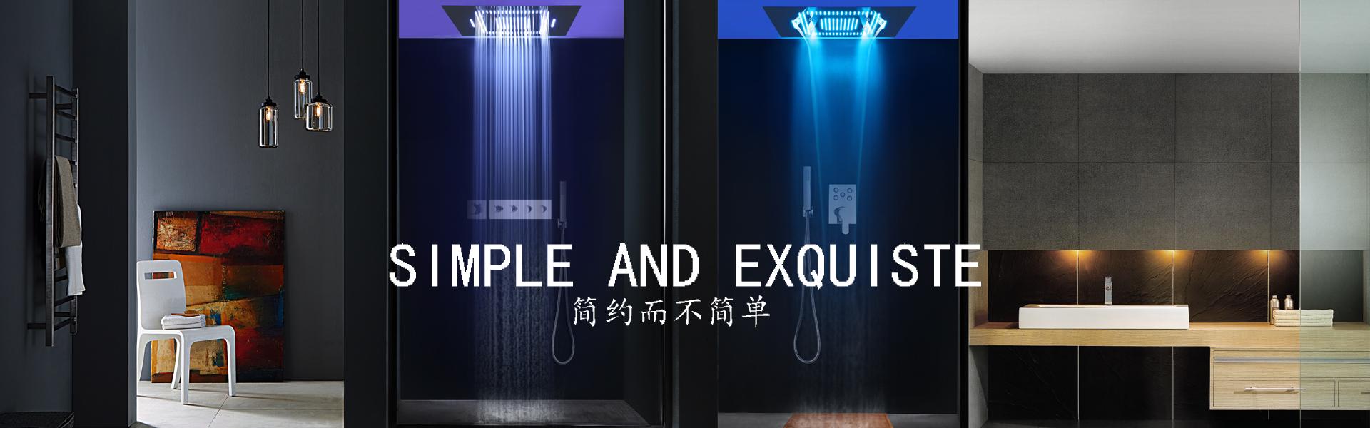 佛山乐浴卫浴科技有限公司注要研发生产LED淋浴花洒、工程酒店花洒、浴旺淋浴花洒、智能淋浴花洒、暗装淋浴花洒、LED顶喷花洒。