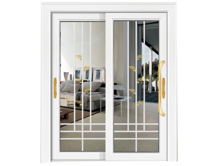 如何正确安装铝合金门窗