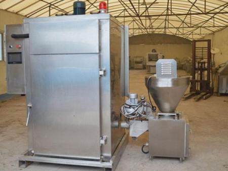 烟熏炉设备结构及配件作用