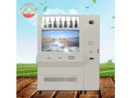 深圳升降型自动售酒机定做价格