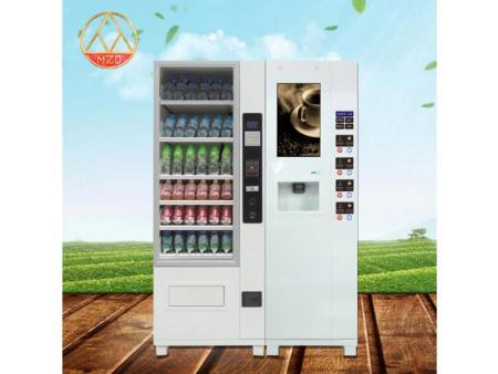 【万博manbetx官网体育达】并柜式自动售饮料咖啡机