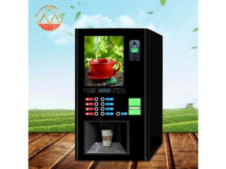 【万博manbetx官网体育达】多功能自动售咖啡机