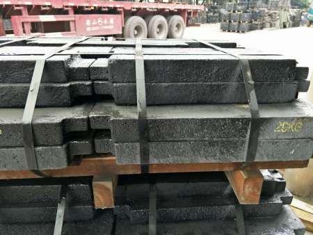 使用电梯配件配重块要检测