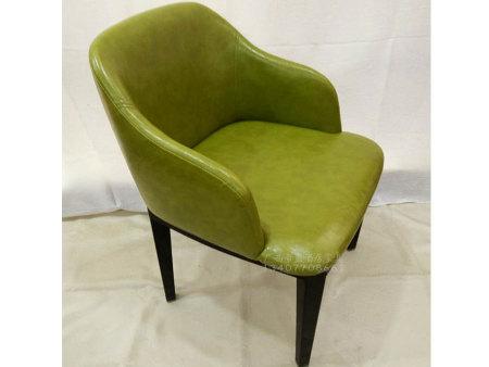铁艺皮椅-DM008