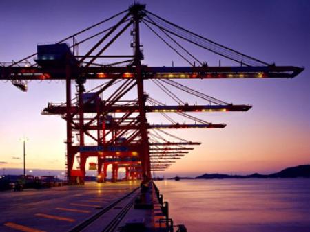 碼頭電網建設