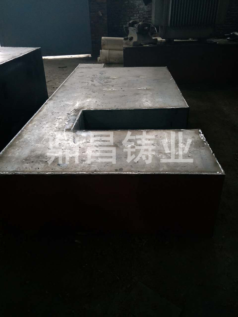 打樁機配重鐵