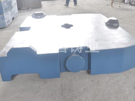 铸铁配重块-配重铁是现代机械制造工业的基础工艺之一